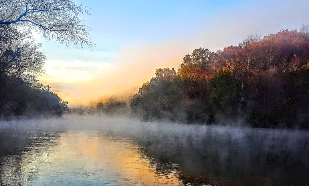 Chattahoochee Chill by Mary McNeal
