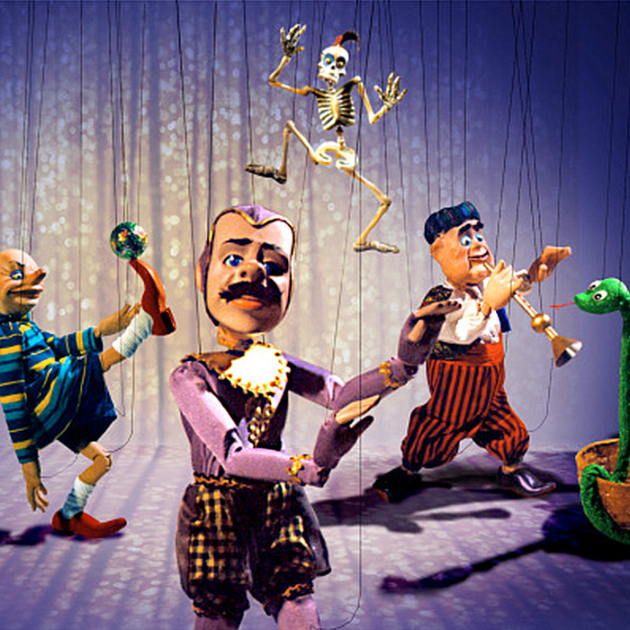 Puppets Kapow