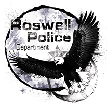 Roswell Police Department Mark