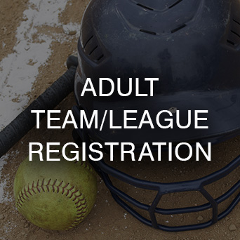 Adult Team or League Registration Button