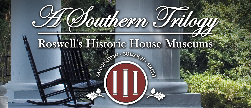 Southern Trilogy Historic House Museums