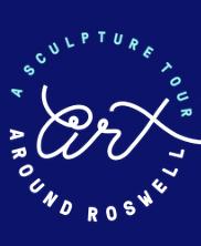 ArtAround Roswell Logo
