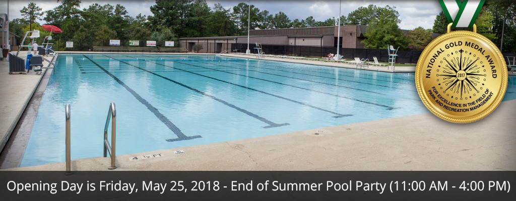 Roswell Pools and Spraygrounds Are Now Open