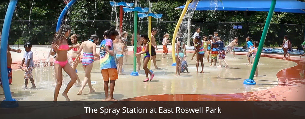 The Spray Station