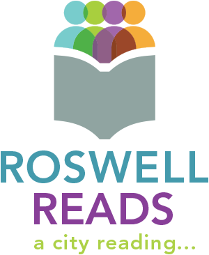 Roswell Reads Logo