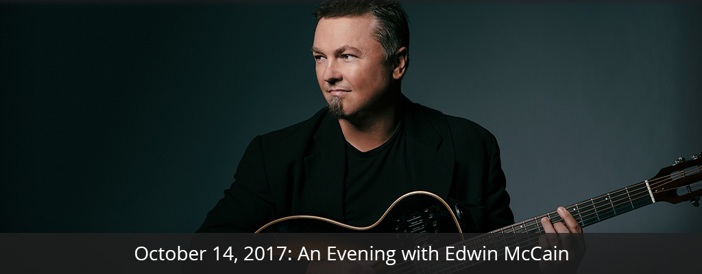 An Evening with Edwin McCain