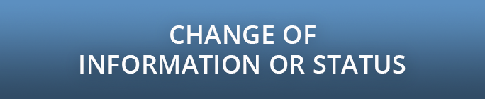 Change Information