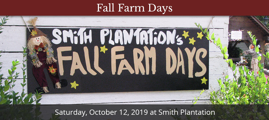 Fall Farm Days