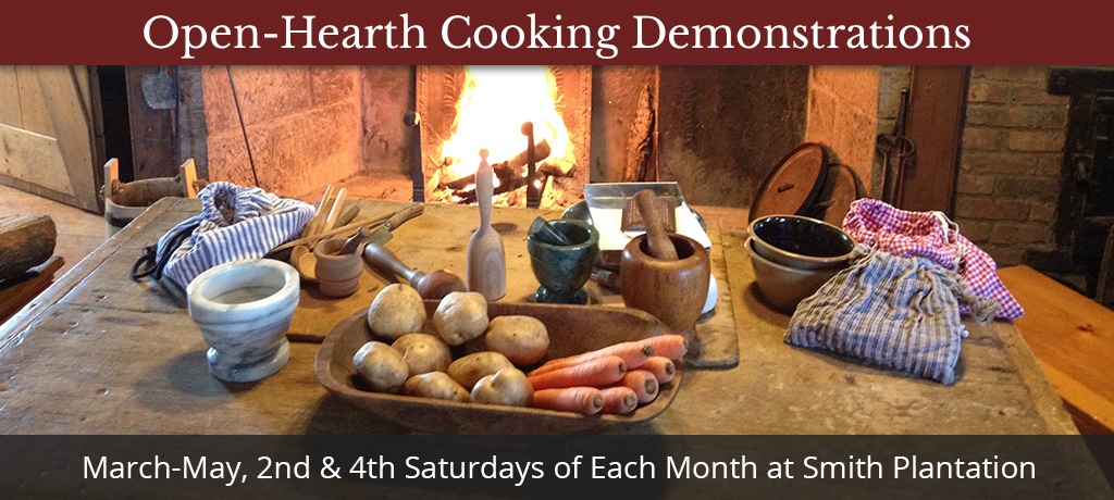 Open-Hearth Cooking
