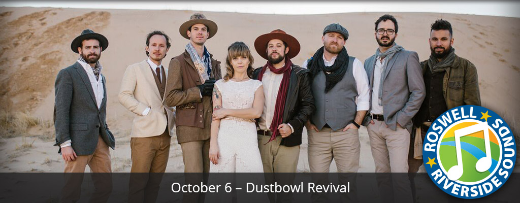 Riverside Sounds Dustbowl Revival