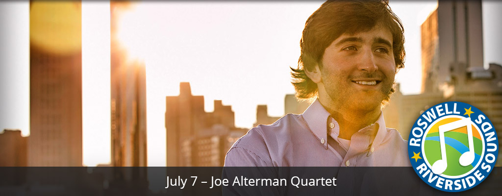 Riverside Sounds Joe Alterman Quartet