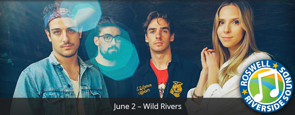 Riverside Sounds Wild Rivers