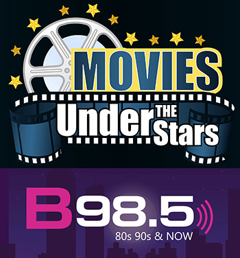 Movies Under the Stars and B985