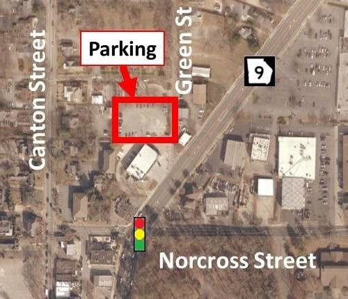 Green Street Parking