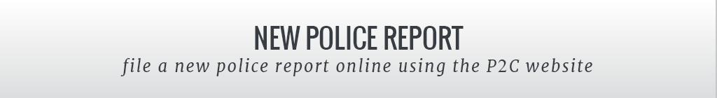 New Police Report