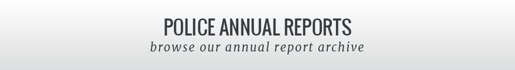 Annual Reports Archive