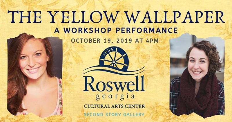 Yellow Wallpaper Workshop Performance