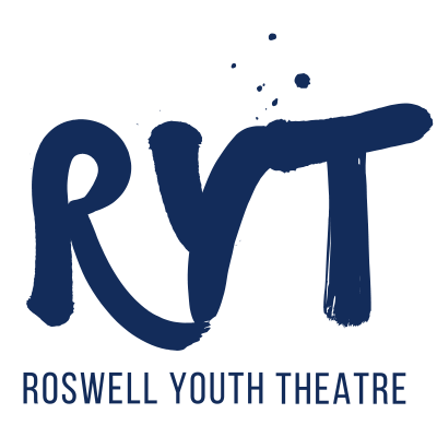 Roswell Youth Theatre Logo