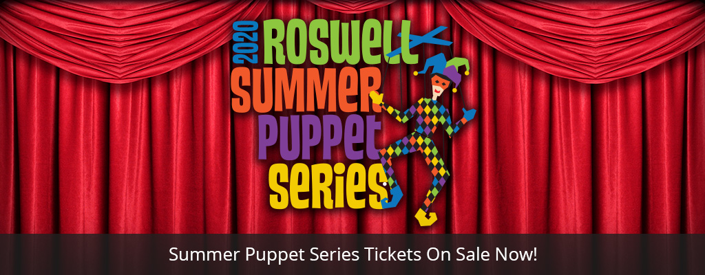 Roswell Puppet Tickets On Sale Now