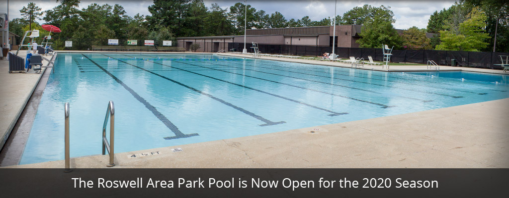 Roswell Area Park Pool Open for 2020 Season (Feature)
