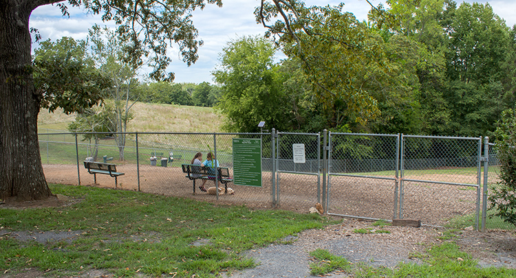 Leita Thompson Off-Leash Dog Park