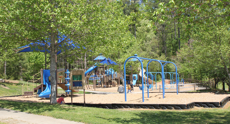 East Roswell Park Playground