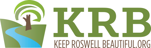 Keep Roswell Beautiful Logo
