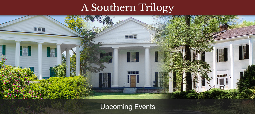 Southern Trilogy Upcoming Events