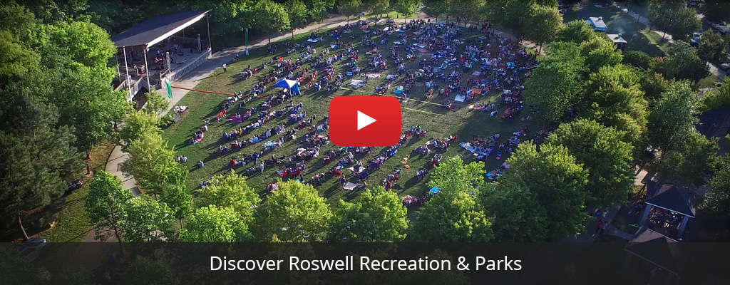 Discover Roswell Rec and Parks