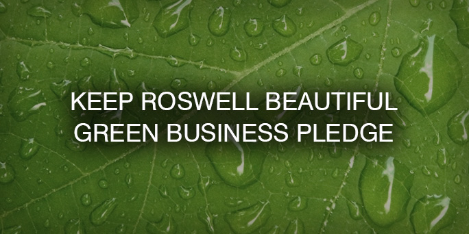 KRB Green Business Pledge