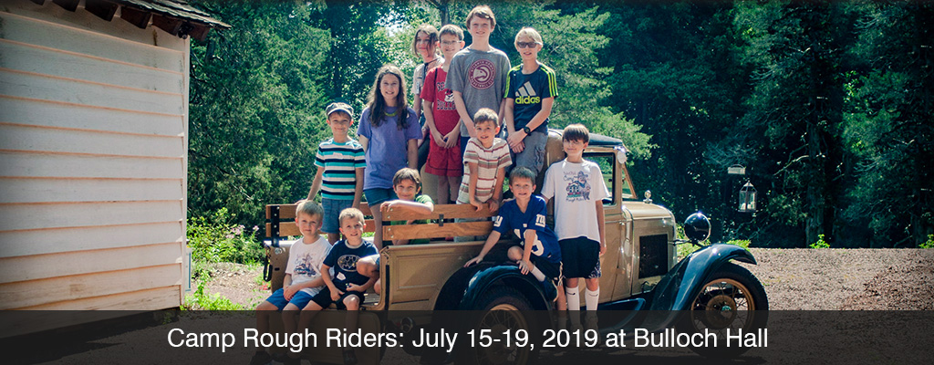 Camp Rough Riders