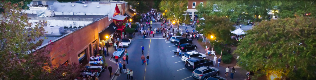 Canton Street Alive in Roswell