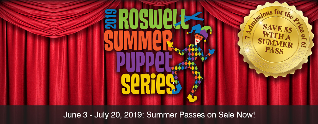 Summer Puppet Passes
