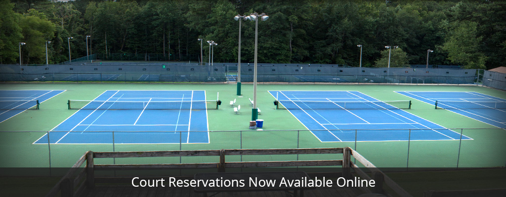 Online Tennis Reservations