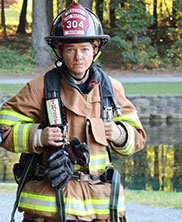 Roswell's Own Named GA State Representative for Women in Fire