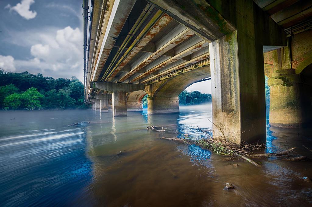 Nicole Malik Roswell Bridge